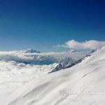 Belalp Skipiste Hohstock uitzicht