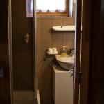 Chalet belalp badkamer onderste woning